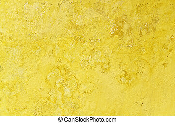 Aged painted wall - Close up texture image of old and aged,...