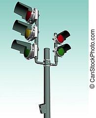 traffic-light  - traffic-light
