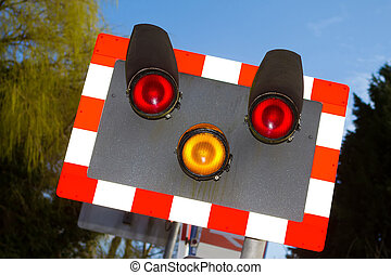 Level crossing - level crossing