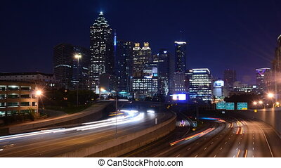 Downtown Atlanta