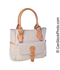 bag, ladies bag on background - bag, ladies bag on the...
