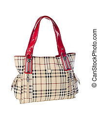 bag, ladies bag on background - bag, ladies bag on the...