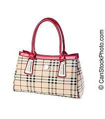 bag, ladies bag on background. - bag, ladies bag on the...