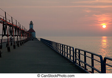 Saint-Joseph\\\'s lighthouse