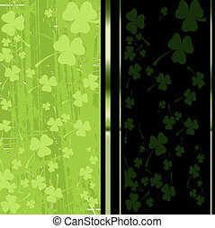 design for St. Patrick's Day - Festive design for St....