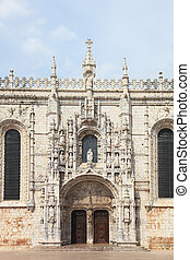 Monastery of St Jerome in Lisbon - Gorgeous Portugal...