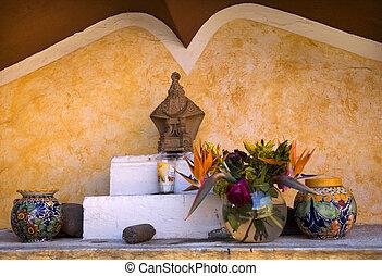 Christian Shrine Mexico