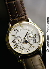 Wirst watch - Fine Swiss fashionable precision clockwork...