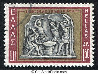 Hephaestus, cíclope