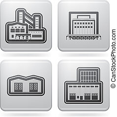 Industry Icons: Factory