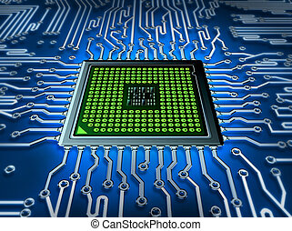 microprocessor - microchip technology