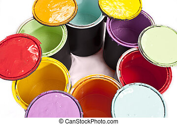 Paint Can Circle Cropped