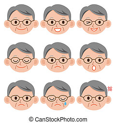Grandfather expression