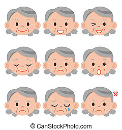 Grandmother expression