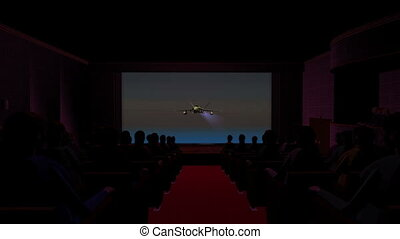 Theater Military Aviation Movie