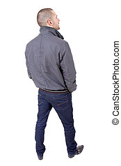 back man
