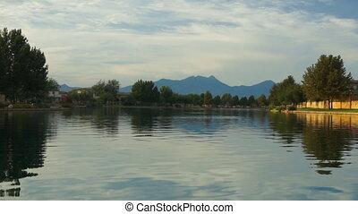 Sahuarita Lake