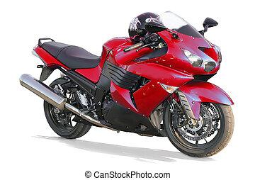 motocicleta, blanco, Plano de fondo