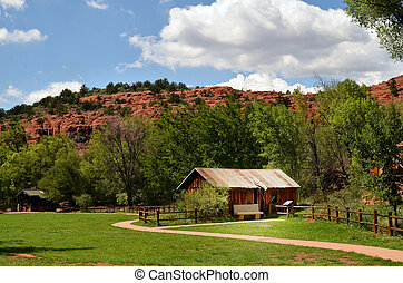 Sedona Arizona - Scenic views of Sedona Arizona