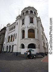 teatro colon lima peru - teatro theater colon christopher...