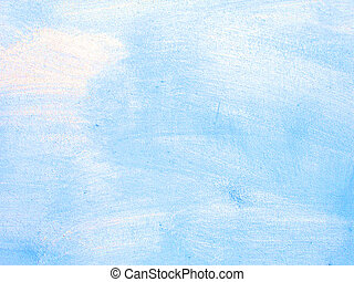 Old scratched blue wall texture (background surface)