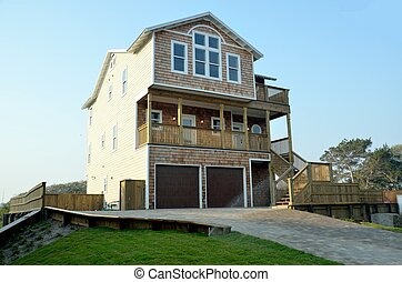 New Home For Sale - New beach home for sale on the eastcoast...