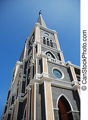 Roman Catholic Church, Chantaburi, Thailand