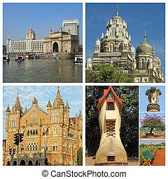 cidade,  Bombay