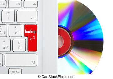 computer diagnostic - system backup and data recovery