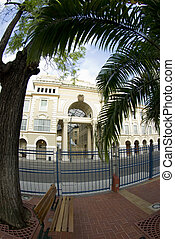 city hall government office guayaquil ecuador - city hall...