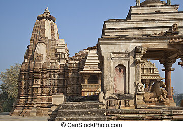 ancient Hindu temple in India