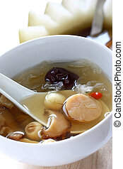 winter melon soup - chinese cuisine, chinese food therapy
