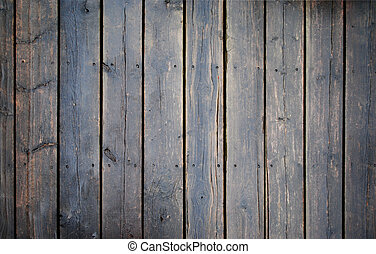 Old wet wood floor background
