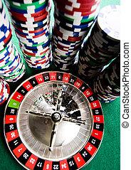 Casino Roulette - Casino - a place where you can win or lose...