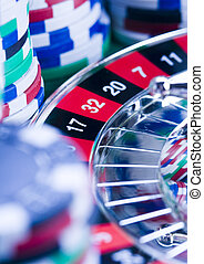 Casino - a place where you can win or lose money.