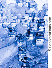 Cool - Ice can refer any of the 14 known solid phases of...