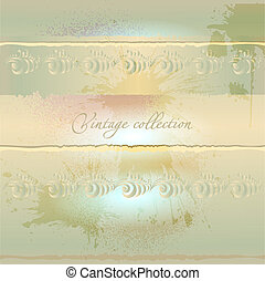 abstract modern universal elegant vector background with a...