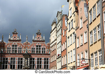 Great Armory Gdansk - the Great Armory or Arsenal in the...