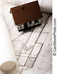 House plan - Architecture is the art and science of...