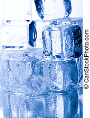 Cool background - Ice can refer any of the 14 known solid...