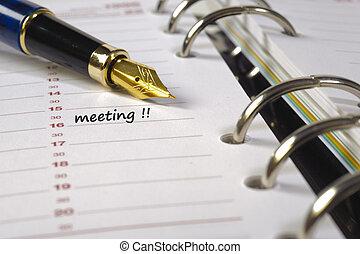 meeting date