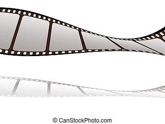film float shadow