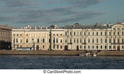 Mansion Gagarina in St Petersburg, house of composers