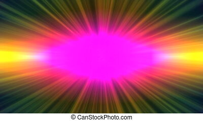 Cosmos explosion
