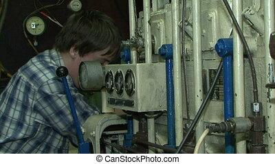 Minders have a diesel engine.