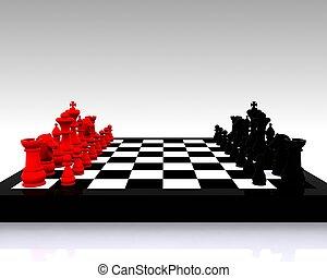 Chess 3D - Battle
