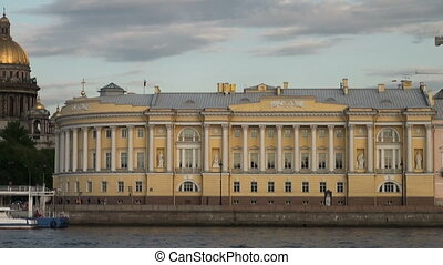 The Senate and the Synod in St. Petersburg - The Senate and...