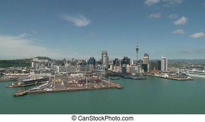 Aerial Auckland 2.