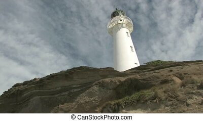 Castlepoint Lighthouse 2 - Wairapa - Looking up at...