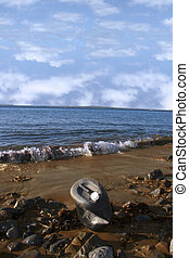 industrial waste 5 - the waste that washes up on our...